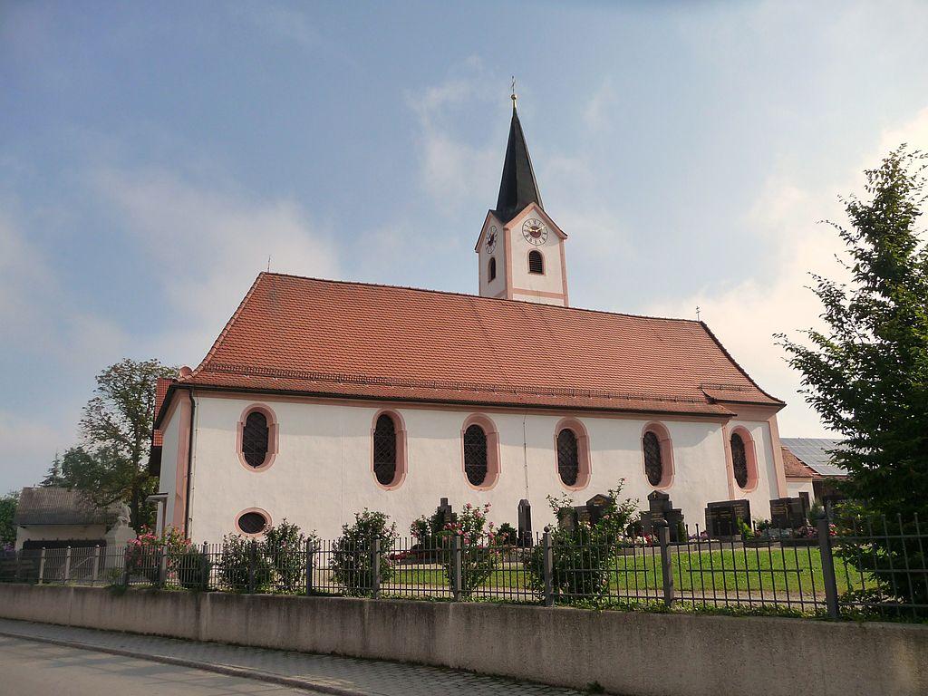 Expositurkirche Ottmaring