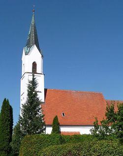 Expositurkirche Neukirchen bei Arnstorf