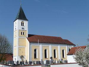 Pfarrkirche Münchsdorf