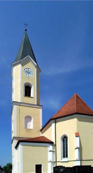 Pfarrkirche Mitterskirchen