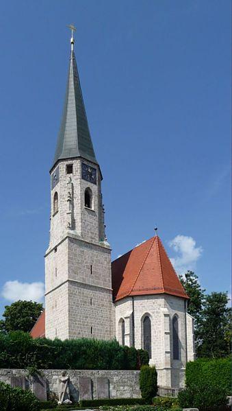 Pfarrkirche Ering