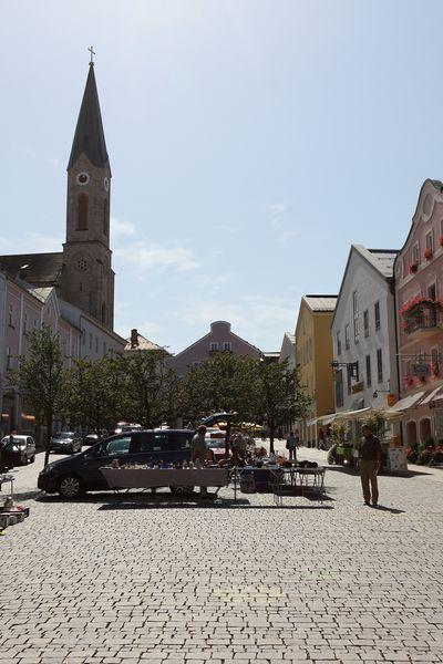 Stadtpfarrkirche Waldkirchen