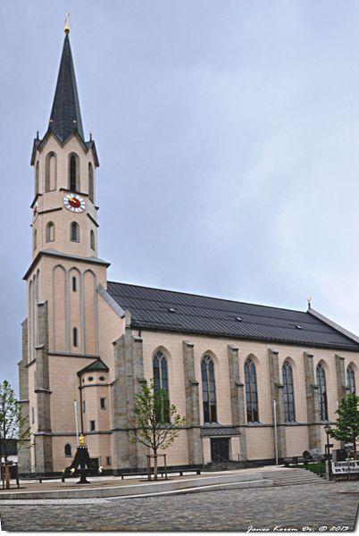 Stadtpfarrkirche Freyung