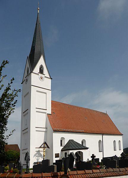 Pfarrkirche Arbing-bei-Neuoetting
