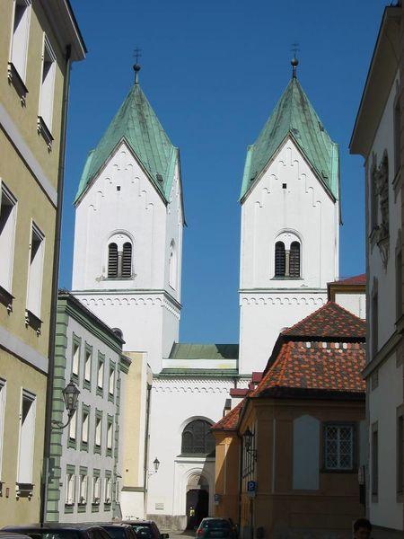 Klosterkirche Passau Niedernburg