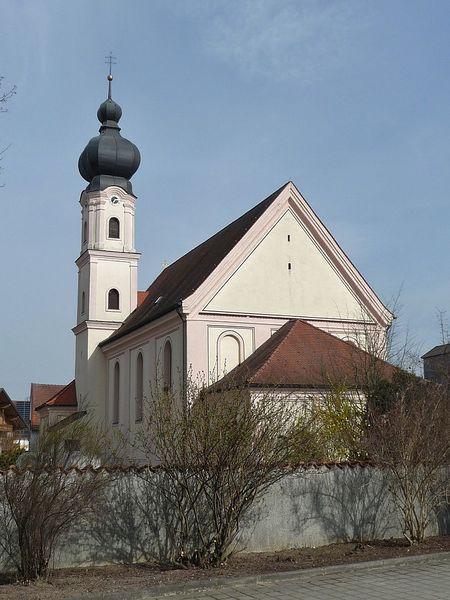 Pfarrkirche Ettling