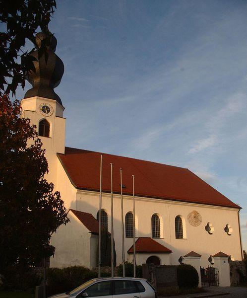 Expositurkirche Niedergottsau