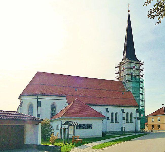 Pfarrei Hintereben
