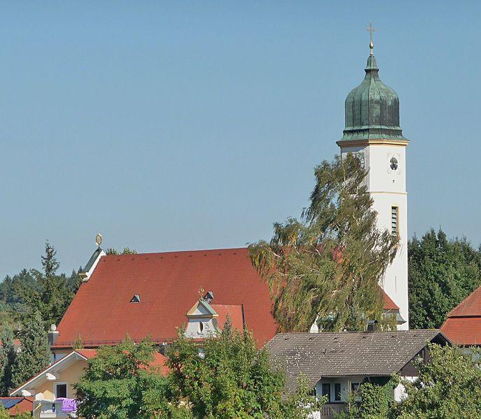 Pfarrkirche Ulbering