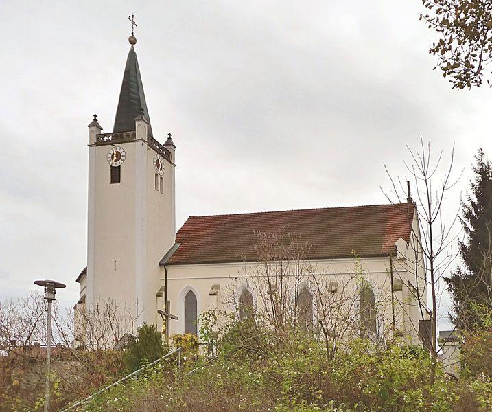 Pfarrkirche Aufhausen