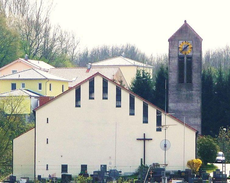 Expositurkirche Passau Schalding rechts der Donau