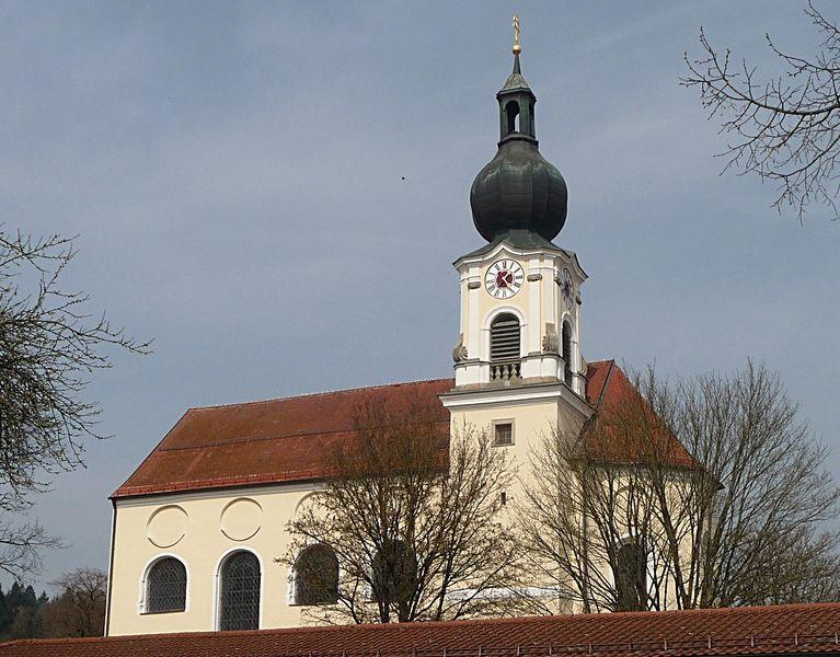 Pfarrkirche Seebach