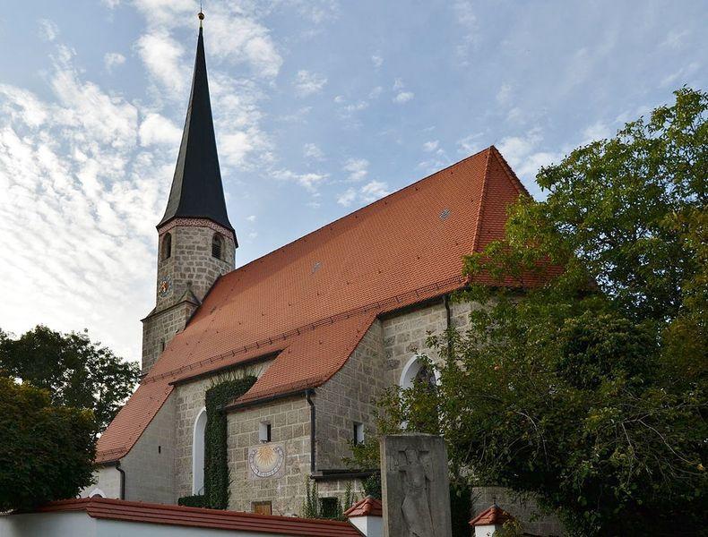 Pfarrkirche Mauerberg