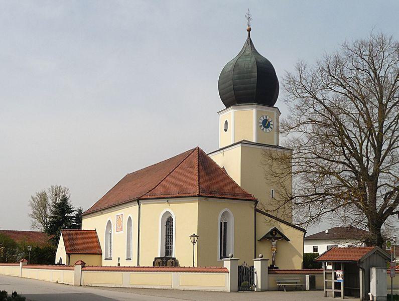 Expositurkirche Arbing bei Osterhofen