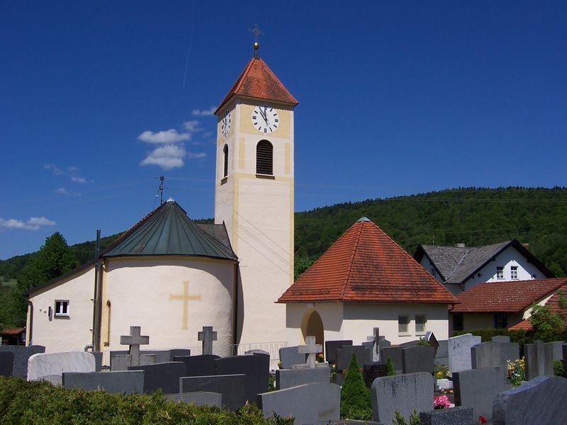Expositurkirche Hunding