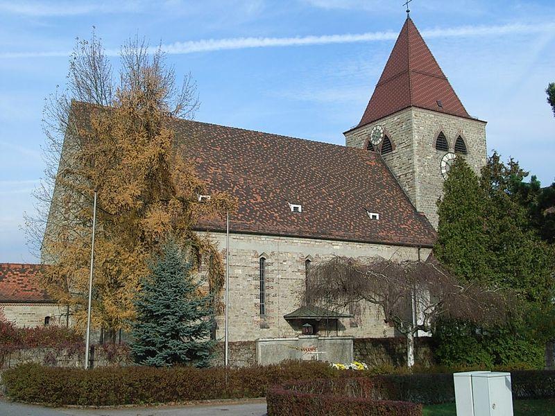 Stadtpfarrkirche Passau Auerbach