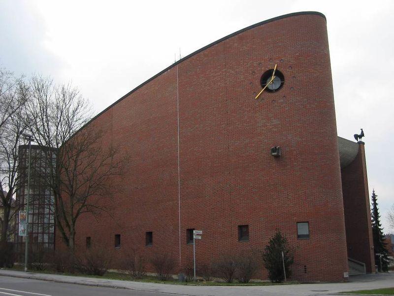 Stadtpfarrkirche Passau St. Peter