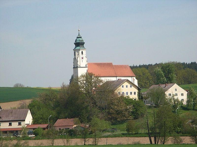 Pfarrkirche Berg