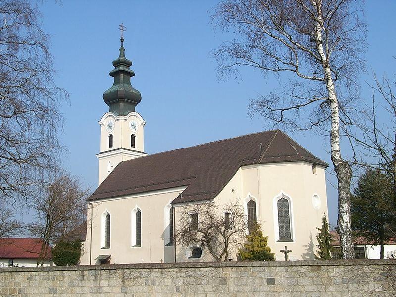 Pfarrkirche Neukirchen vorm Wald
