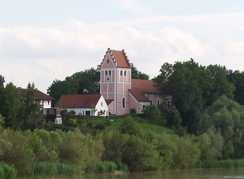 Pfarrkirche Niederpöring