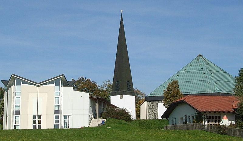 Pfarrkirche Salzweg