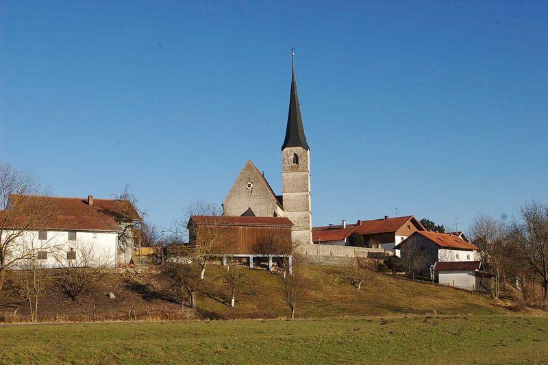 Expositurkirche Seibersdorf