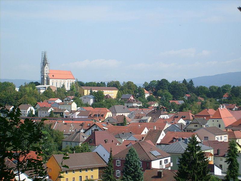 Pfarrkirche Hengersberg