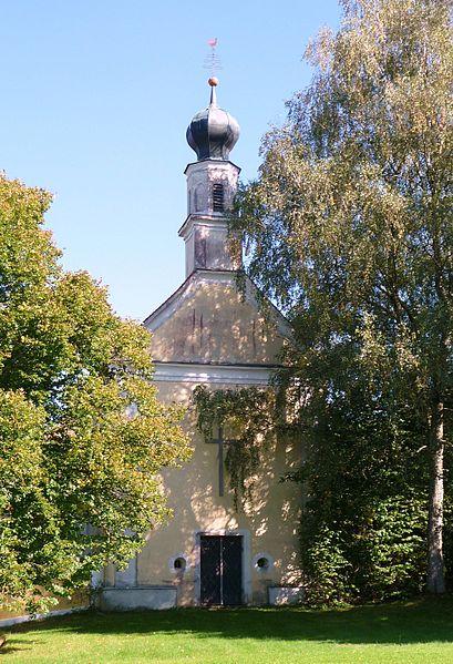 Pfarrkirche Schönau