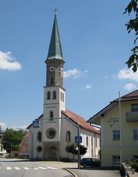 Pfarrkirche Büchlberg