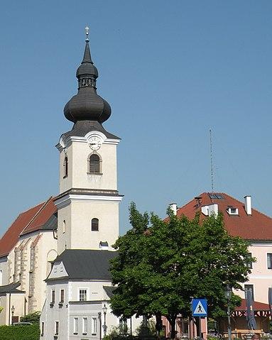 Pfarrkirche Heidenreichstein