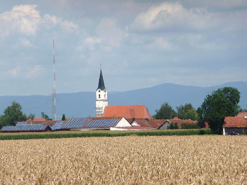 Pfarrkirche Kirchdorf bei Osterhofen