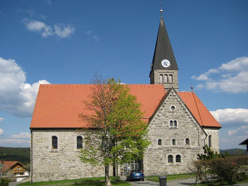 Pfarrkirche Finsterau