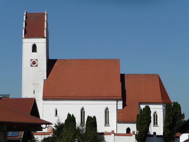 Expositurkirche Nonnberg