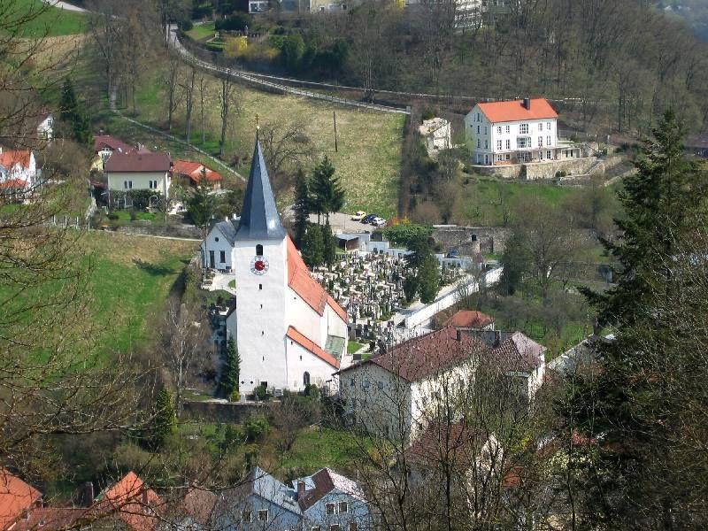 Stadtpfarrkirche Passau Ilzstadt
