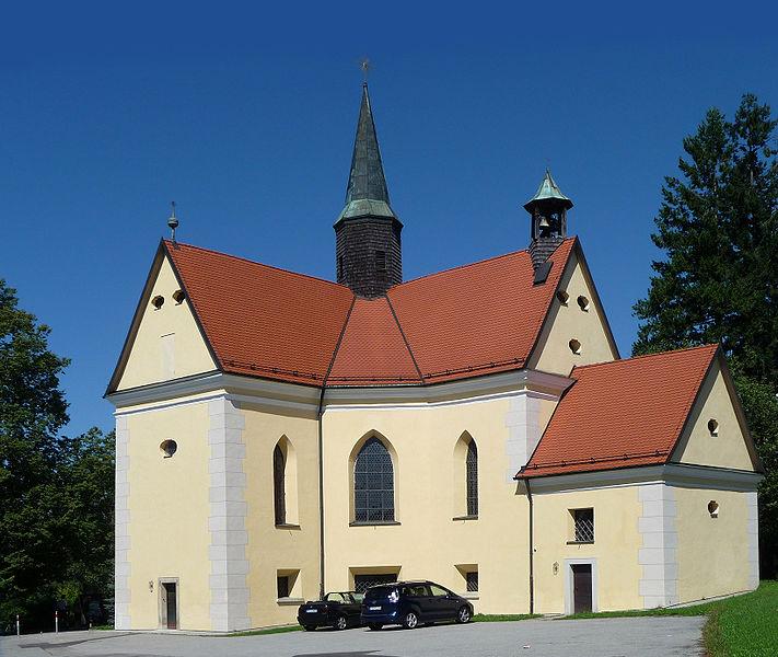 Expositurkirche Passau St. Korona