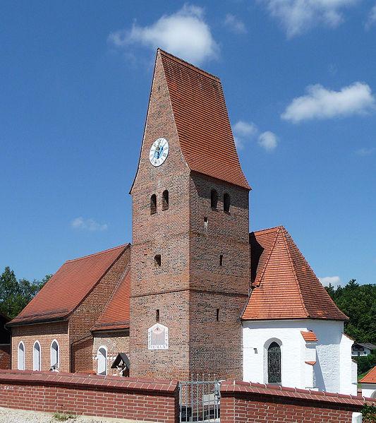 Expositurkirche Unterzeitlarn