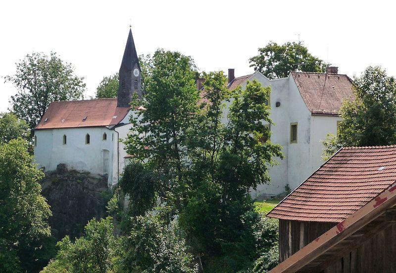 Pfarrkirche Ranfels
