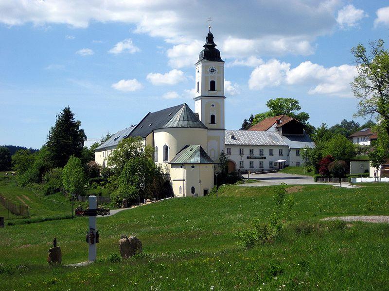 Pfarrkirche Sankt Oswald