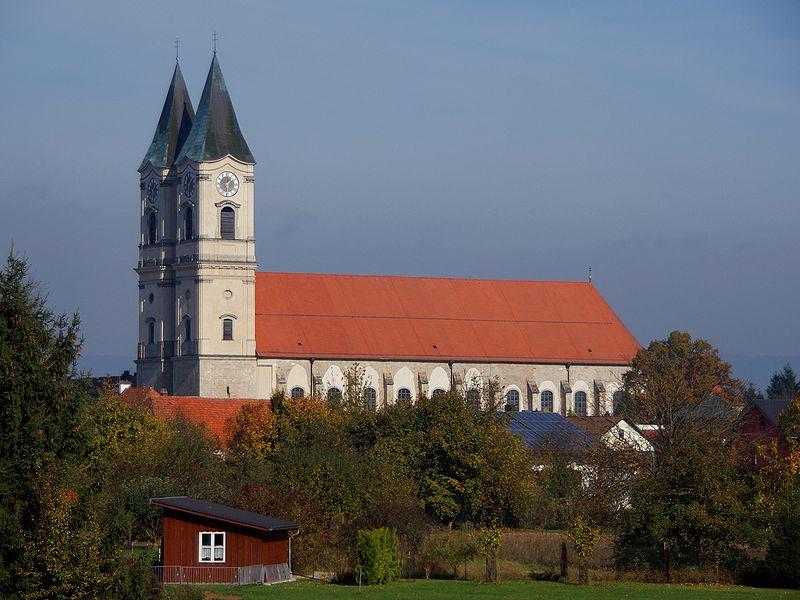 Klosterkirche Niederalteich