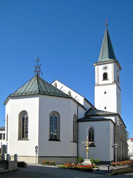 Pfarrkirche Perlesreut