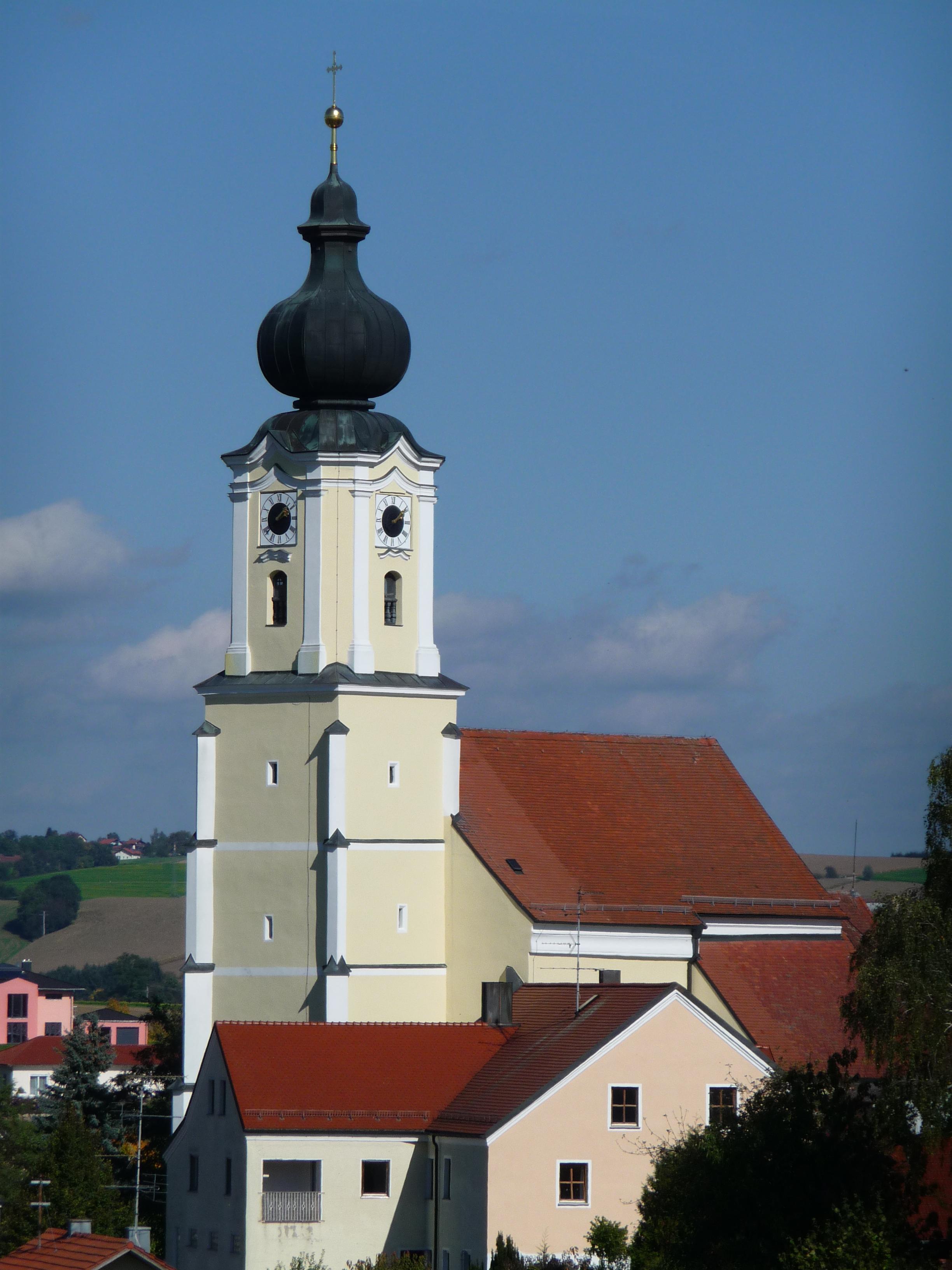 Pfarrkirche Bad Höhenstadt