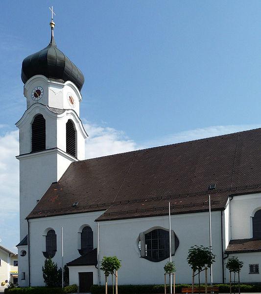 Pfarrkirche Denkhof