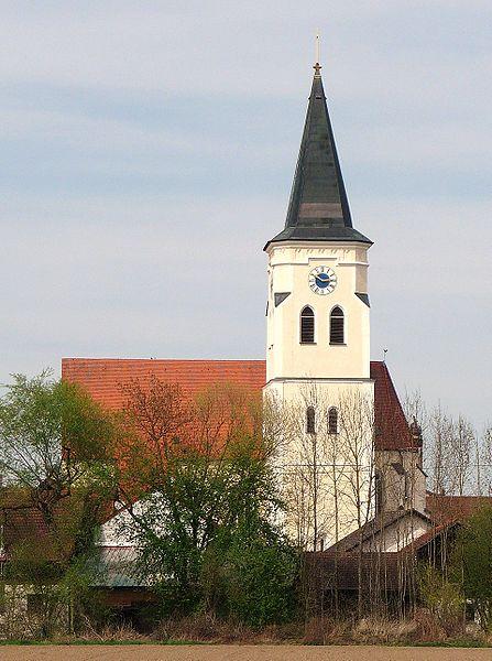 Pfarrkirche Gergweis