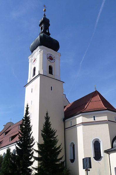 Stadtpfarrkirche Grafenau