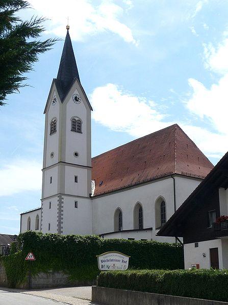 Pfarrkirche Grattersdorf