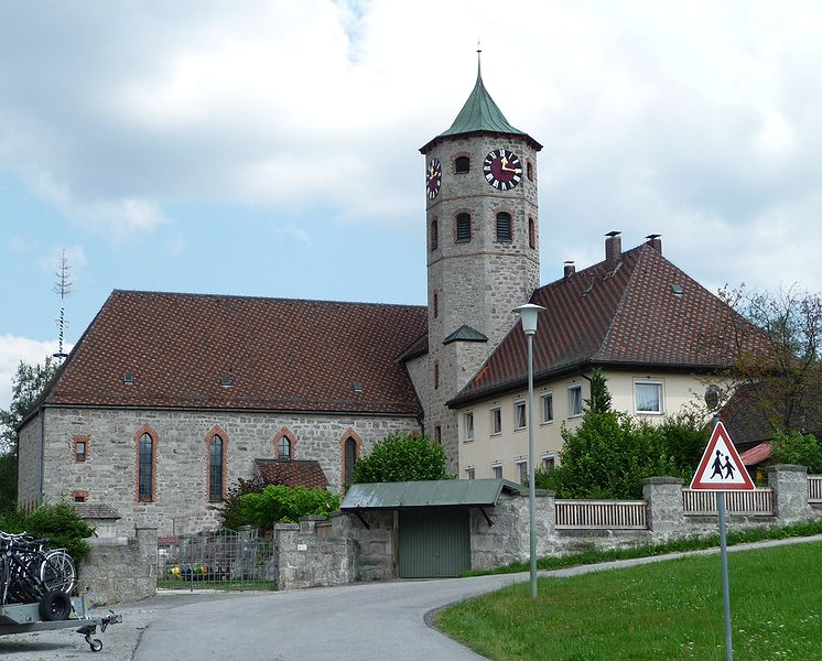 Pfarrkirche Haidmühle