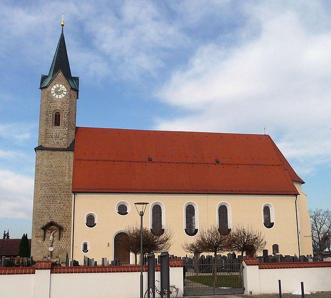 Pfarrkirche Isarhofen