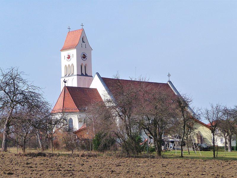 Pfarrkirche Jägerwirth