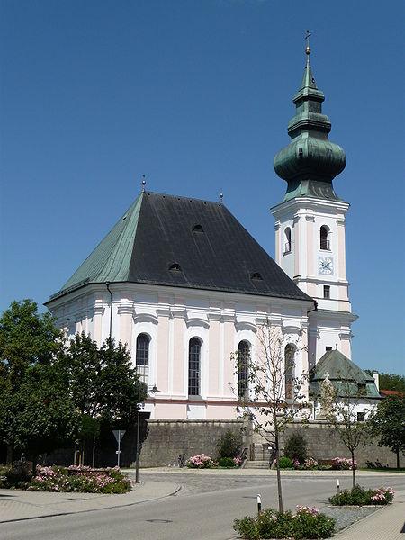 Pfarrkirche Kirchweidach