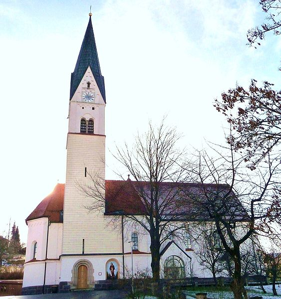 Pfarrkirche Kumreut